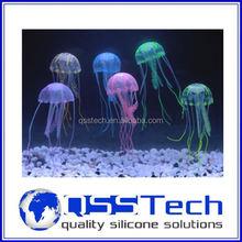 Wholesale fishing supplies from china,aquarium jellyfish,aquarium decoration
