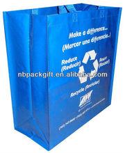 pp non woven wholesale reusable shopping bag / tote bag