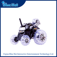 New arrival black crazy 360 degrees rc toy car