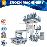 Three-layer Co-extrusion Pe Film Blowing Machine