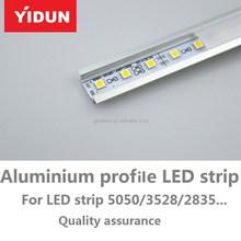 CE LED light bar aluminum / aluminium profile / sensor / furniture / cabinet / wardrobe / Decoration / Door / corner / USD 1-6