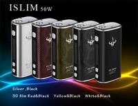 Distribution opportunity USA most popular e cigarette 5-50w vape mod 2015 ISLIM 50W e cigarette for sale