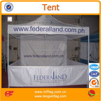 3x4.5m Height Pop Up Display Tent For Trade Show Promotion