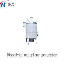 dissolved acetylene generater Acetylene Gas Generator