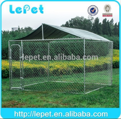 large outdoor dog kennel run garden pet cages