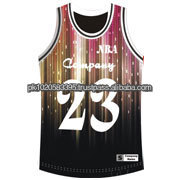 2014new style american jersey basketball design