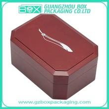 bussola scatola di legno