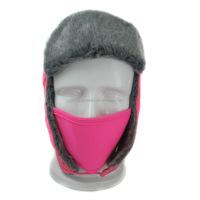Christmas Gift 2015 New Winter Warm Bomber Hats Russian Trapper Aviator Trooper Earflap Outdoor Sport Snow Ski Hat Cap