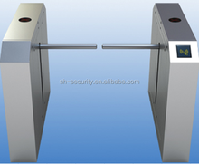 Security access control electronic traffic barrier drop arm barrier/one arm turnstile