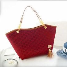 D92861T 2014 autumn new design fashion casual tassels vintage women bag
