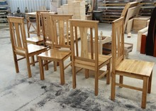 Simple Living solid wood dining chairs(set of 4)