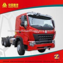 China Sinotruck 6*4 carro del tractor camión tractor