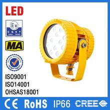 IP66 miner's lamp flameproof explosion proof lighting tunnel light