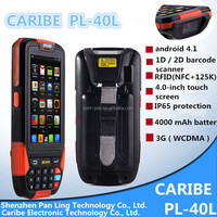 CARIBE PL-40L AU110 Big screen 4 inch smartphone android dual sim 3g industrial phone