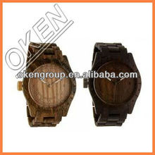 Best price high quality wooden watch