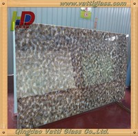 large scale decorative jade glass panels wholesale in quantity