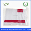 Red self seal tape plastic mailing bags wholesale