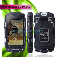 smartphone dual core 4.0inch Unlocked Z6 Dual SIM Card Dual Standby 2G 3G waterproof used mobile phone