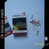 cute custom tarot cards printing,24k gold edge poker cards,24k gold foil poker card with euro design
