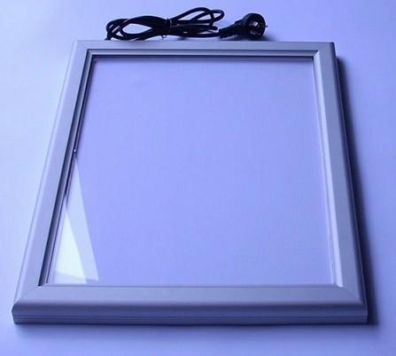 hot sale acrylic led light box/custom size led advertising light box wholesale