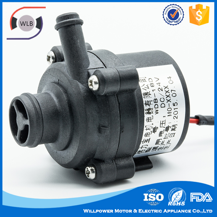 New Product 12v Dc Mini Submersible Water Pump Brushless