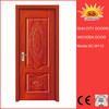 Competitive MDF Sliding Door With Aluminium Frame SC-W112
