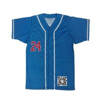 Custom Digital Printed High Quality Camo Baseball Jerseys