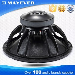18TBW100 professional active stage sound system pa speaker subwoofer for big stage/night club/concert