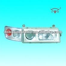 Golden Dragon 6792, Zhongqi 6792 Bus crystal auto Headlight