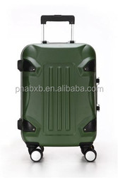 2015 new arrival unique and strong crown international luggage/suitcase