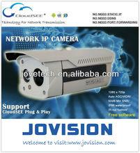 720P Million Pixel H264/JPEG CMOS 3G module or wifi day/night mode Surveillence network camera