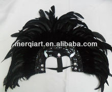 New fashion feather headress for party events