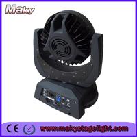professional dj/disco/night club equipment 36pcs 6in1 Zoom Led Moving Head Wash
