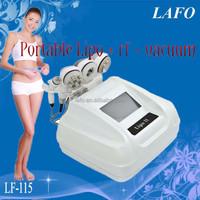 LF-115 Vacuum Cavitation Tripolar RF Fat Reduction Machine