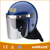 Wholesale products Anti Control riot control single layer m1 helmet with vveil mat FBK-P01