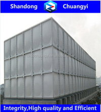 High Quality Sectional Fiber Water Tank for Irrigation/Firefighting/Drinking Water ISO9001