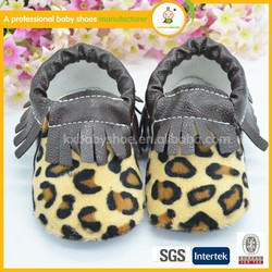 mult-color fashion newborn Top grade quality custom cheap pu baby shoes leather