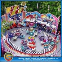 New developed amusement ride crazy dance ride amusement ride for sale