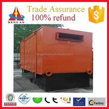 CE ISO BV certificate factory price trade assurance horizontal coal fired thermal oil industry thermic fluid boiler