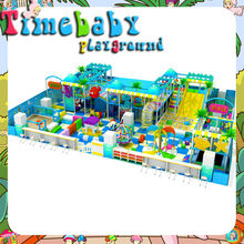 2014 New Arrival School Yard Small Birthday Party Item Scramble Net Two Layers Playground Sets