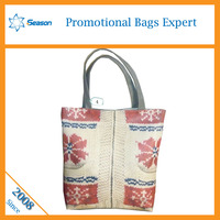 wholesale eco organic cotton foldable canvas bag, tote bag, shopping bag