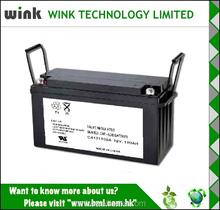 Hot Selling 12v 120ah Back up Battery for UPS