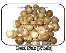 Betel Nuts [Whole] (Areca catechu)