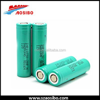 High drain Samsung18650 battery review 22A 20R inr18650-22R(M) 2000mah inr us18650v