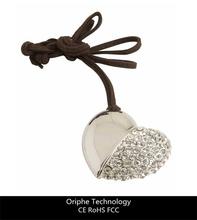 Alibaba china heart shaped pen drive wholesale
