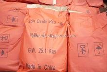 powder pigment iron oxide yellow hs code 2821100000 for brick,concrete,paint