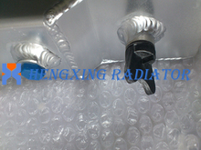 high performance direct factory aluminum radiator intercooler core