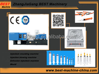 high quality disposable syringe plastic injection molding making machine company