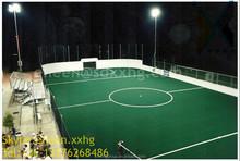mini soccer field barrier