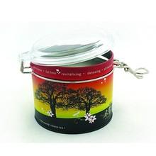 hot sale food grade tea tin caddy